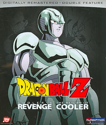DRAGON BALL Z THE MOVIE:5 & 6 BY DRAGON BALL Z (Blu-Ray)